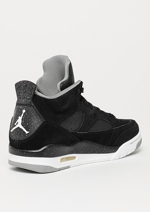 JORDAN Son of Mars Low black/white/particle grey/iron grey
