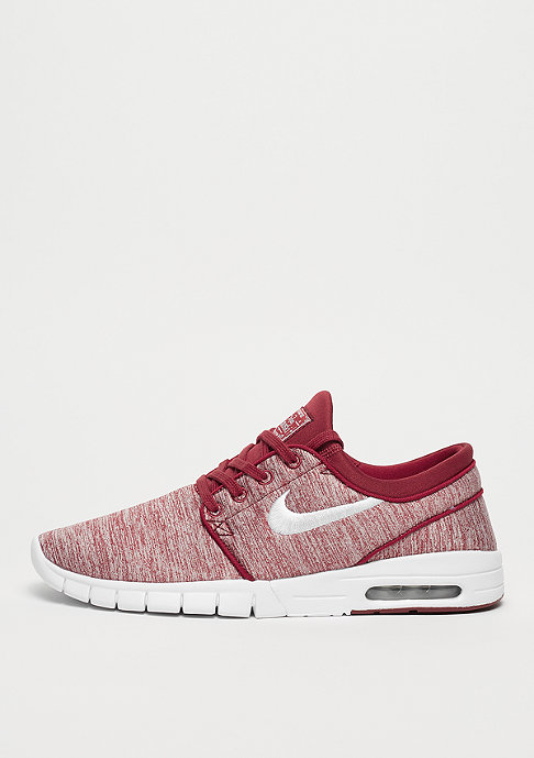 NIKE SB Stefan Janoski Max red crush/white
