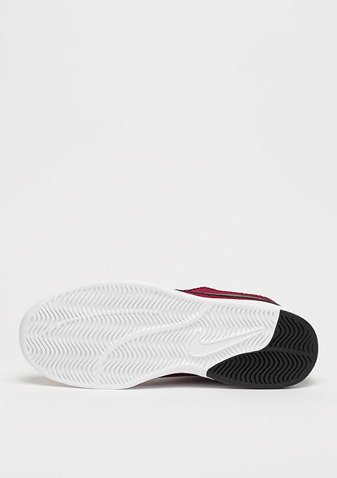 NIKE SB Air Max Bruin Vapor Textile red crush/black/white/yellow