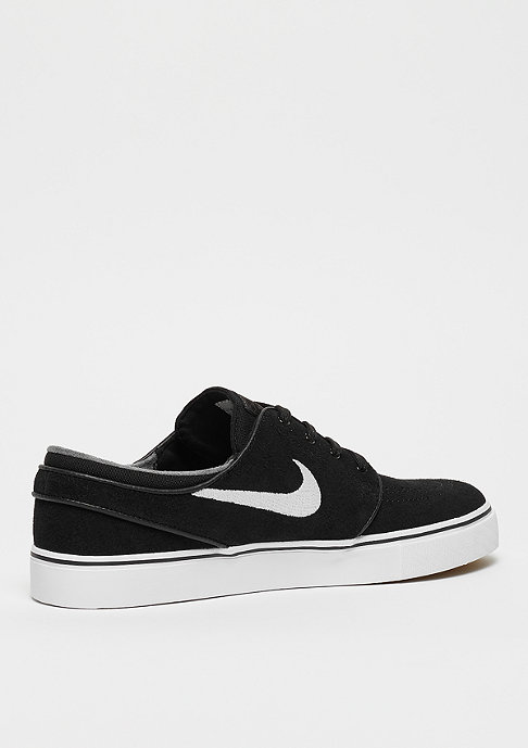 NIKE SB Zoom Stefan Janoski black/white/thunder grey/gum light brown