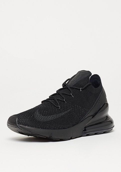 NIKE Air Max 270 Flyknit black/anthracite/black