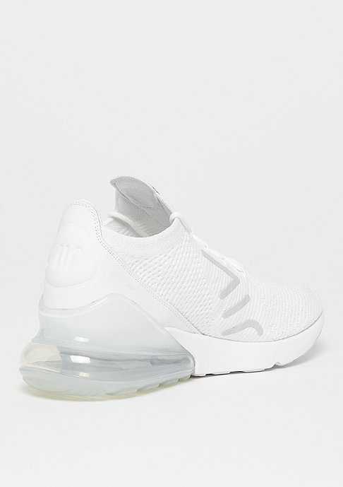 NIKE Air Max 270 Flyknit white/pure platinum/white