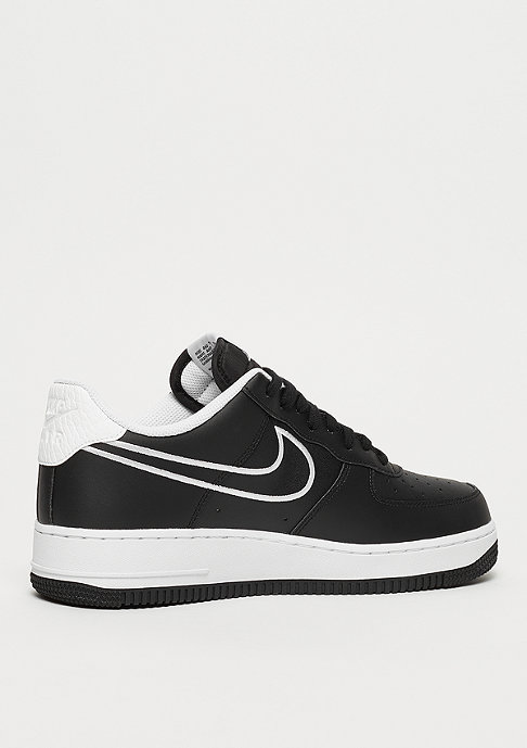 NIKE Air Force 1 '07 Leather black/white