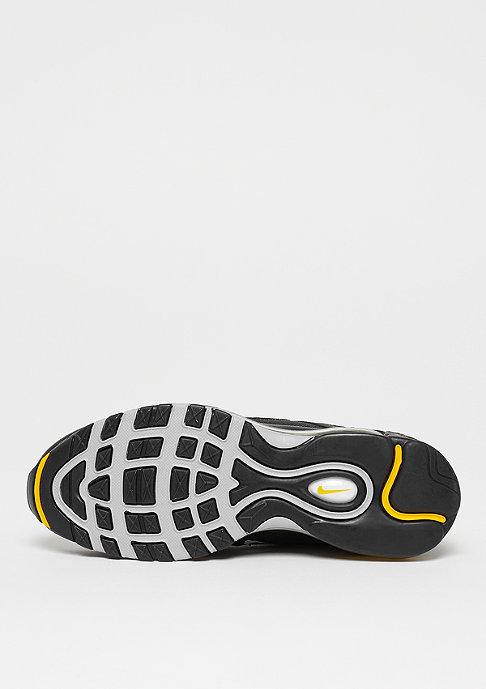 NIKE Air Max 97 black/white/amarillo