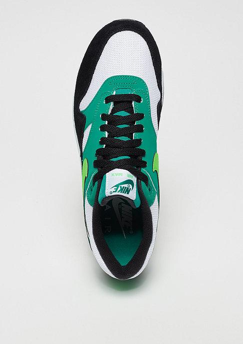 NIKE Air Max 1 white/green strike/neptune grren/black