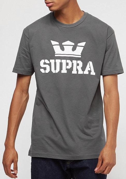 Supra Above charcoal/white