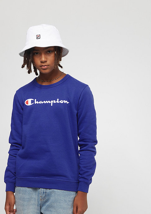 Champion Junior Amercian Classics blue/light grey melange