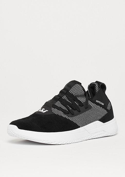 Supra Titanium black/white