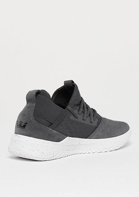 Supra Titanium dark grey/white