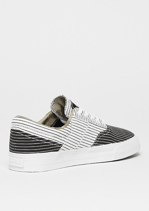 Supra Cobalt black/white/stripe white