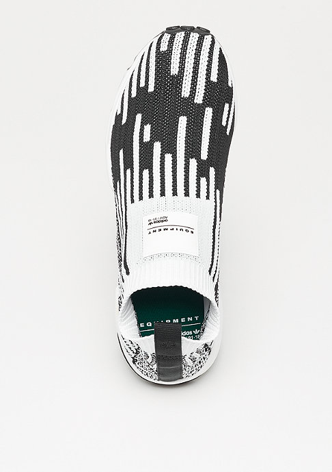 adidas EQT SUPPORT PK 3/3 ftwr white/core black/sub green