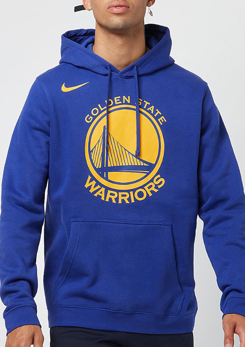 NIKE Basketball NBA Golden State Warriors Essential rush blue