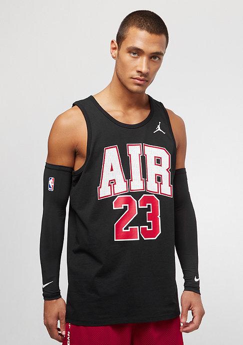 NIKE Shooter Sleeves NBA black/white