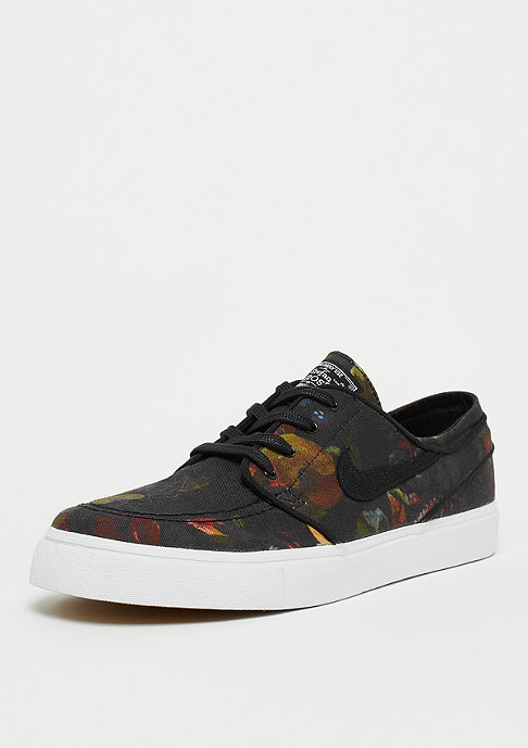 NIKE SB Zoom Stefan Janoski multicolor/black/white/gum light brown
