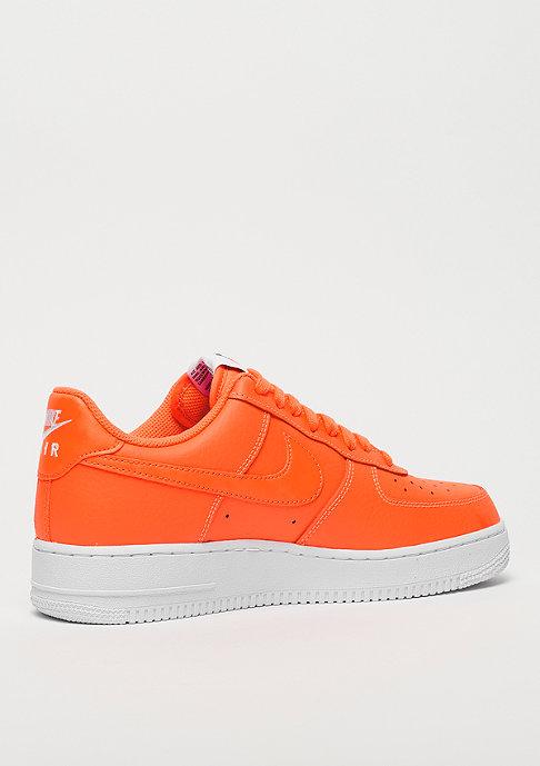 NIKE Air Force 1 '07 LV8 JDI total orange/total orange/white/blac