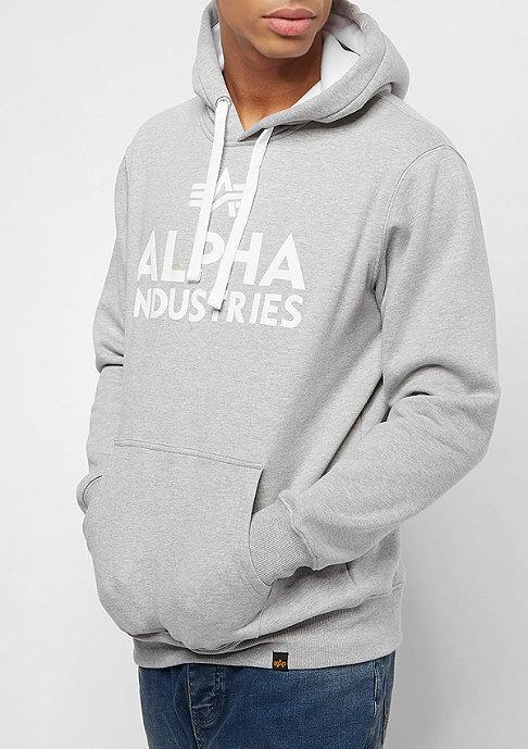 Alpha Industries Foam Print grey heather