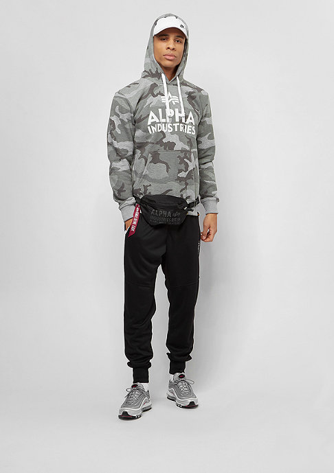 Alpha Industries Foam Print grey camo