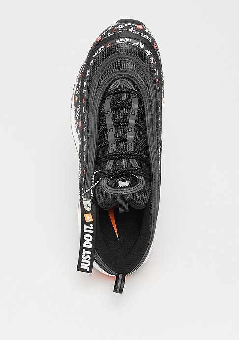 NIKE Air Max 97 JDI black/black/total orange white