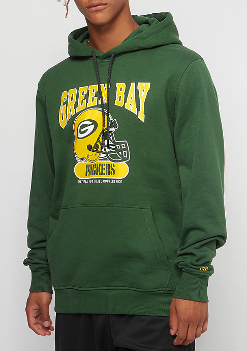 New Era NFL Green Bay Packers cilantro green
