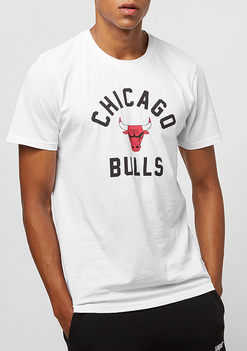 New Era Team App NBA Chicago Bulls white