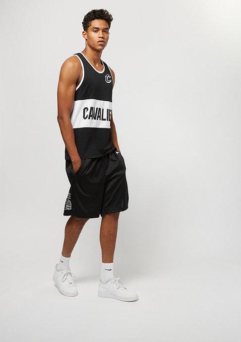 New Era Mesh Wordmark Tank NBA Cleveland Cavaliers black white