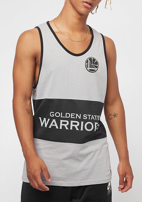 New Era Mesh Wordmark Tank NBA Golden State Warriors grawhi