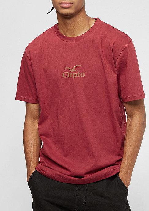 Cleptomanicx C.I. merlot red