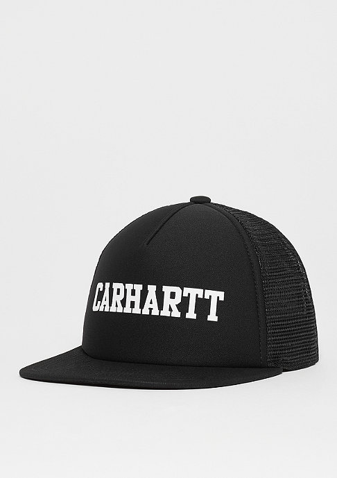 Carhartt WIP College Trucker Cap black/white