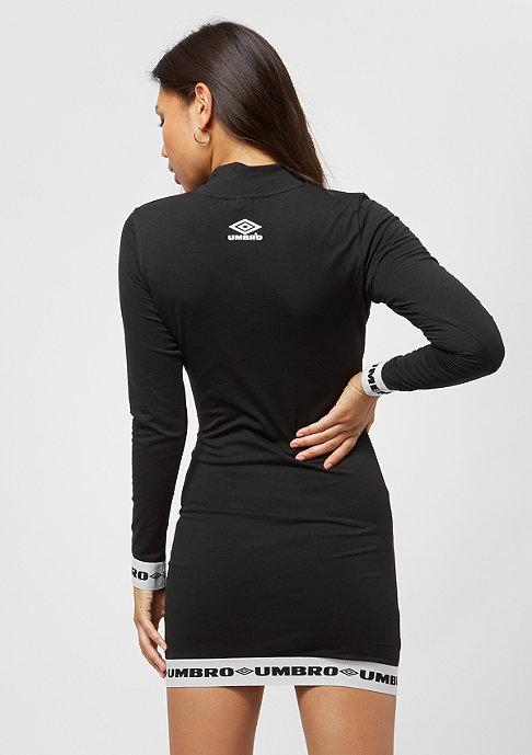 Umbro Funnel Dress black/white