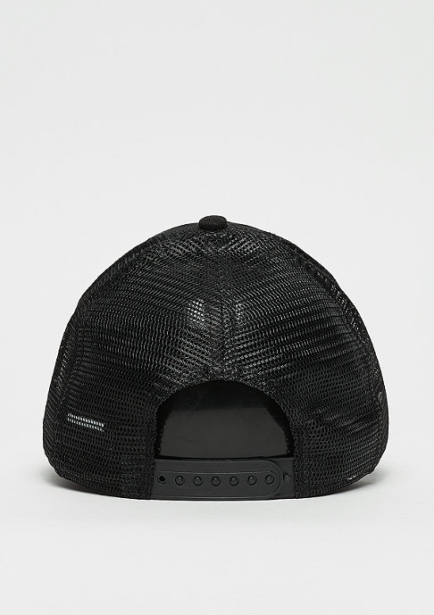 New Era 9Forty Distressed Trucker black