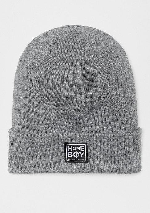 Homeboy HB BAD HAIR Beanie grey heather