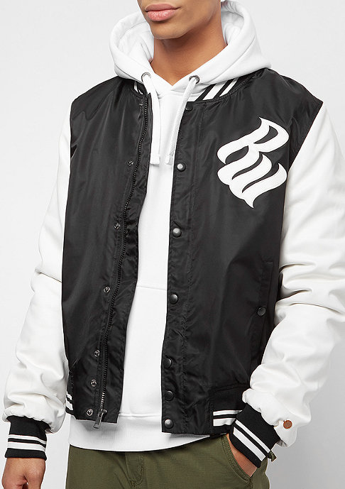 Rocawear Baseballjacket black