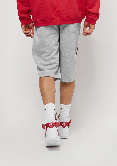 Southpole Fleece Shorts heather grey