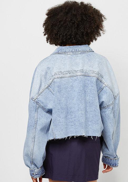 Cheap Monday Edge Jacket Pixel Blue