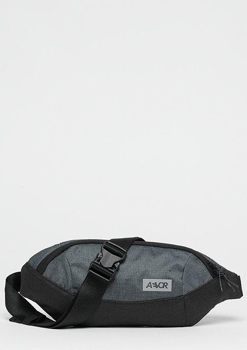 Aevor Shoulder Bag Bichrome Night black