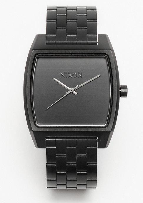 Nixon Time Tracker all black