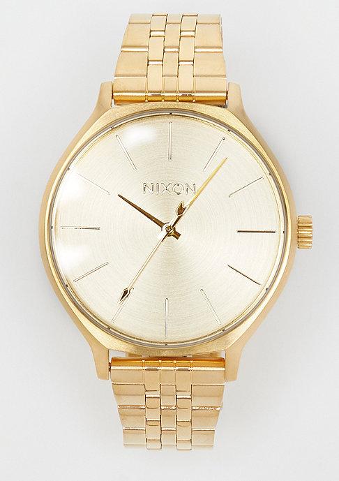 Nixon Clique all gold