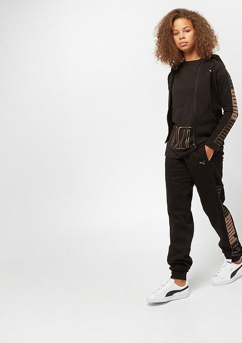 Puma Junior Modern Style FZ G black