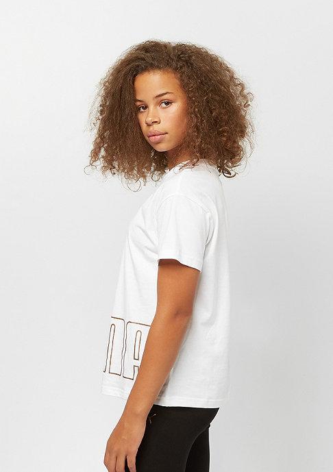 Puma Junior Modern Style G white