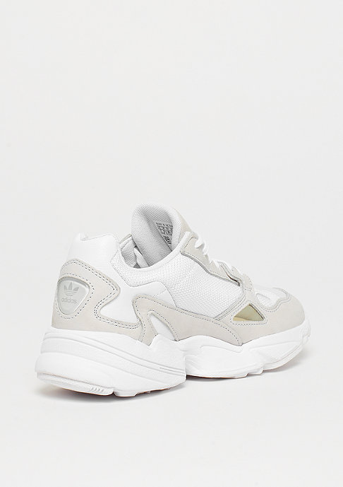 adidas Falcon white/ftwr white/crystal white