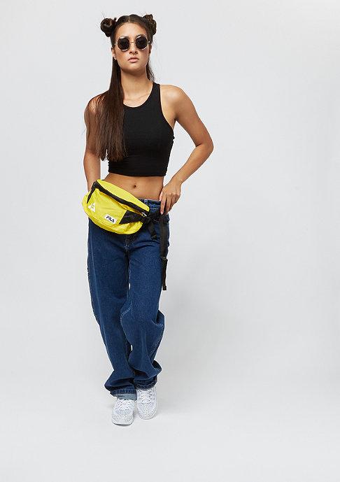Urban Classics Ladies Rib Cropped Top black