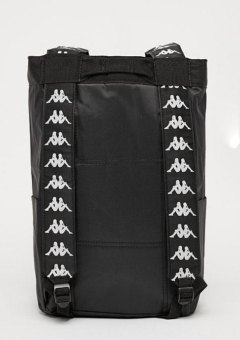 Kappa Aninges Backpack black white
