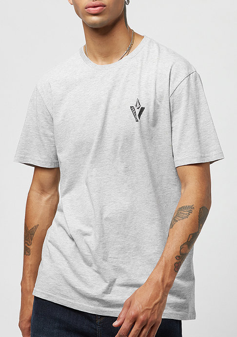 Volcom Cut Out Bsc SS heather grey