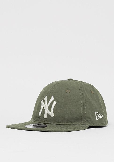 New Era 9Twenty MLB New York Yankees Light Nylon new oliv/of wht