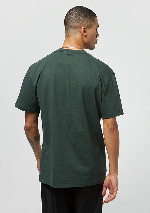 Dickies Pocket Tee S/S hunter green