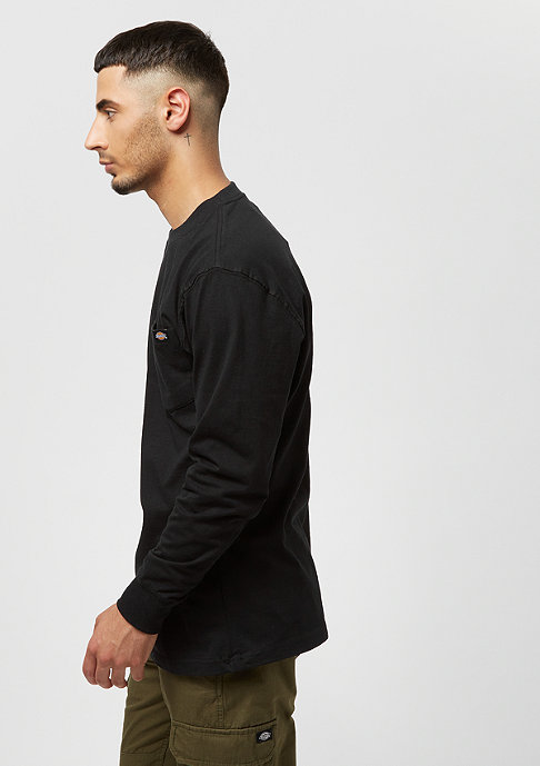 Dickies Pocket Tee L/S black