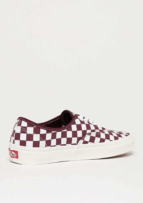 VANS Authentic port (Checkerboard) royale/marshmallow