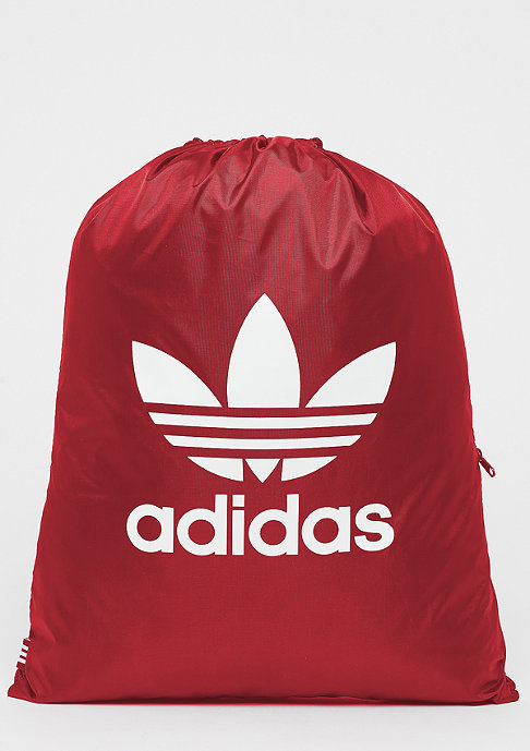 adidas Trefoil Gym real red