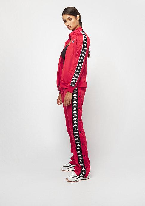 Kappa Banda Wastoria Snaps red/black