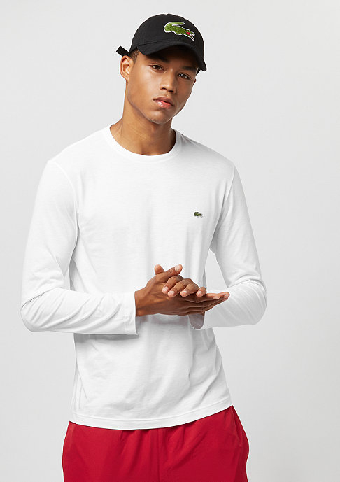 Lacoste Crew neck tee-shirt white